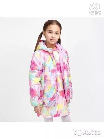 Jacket double-sided growth 164 cm