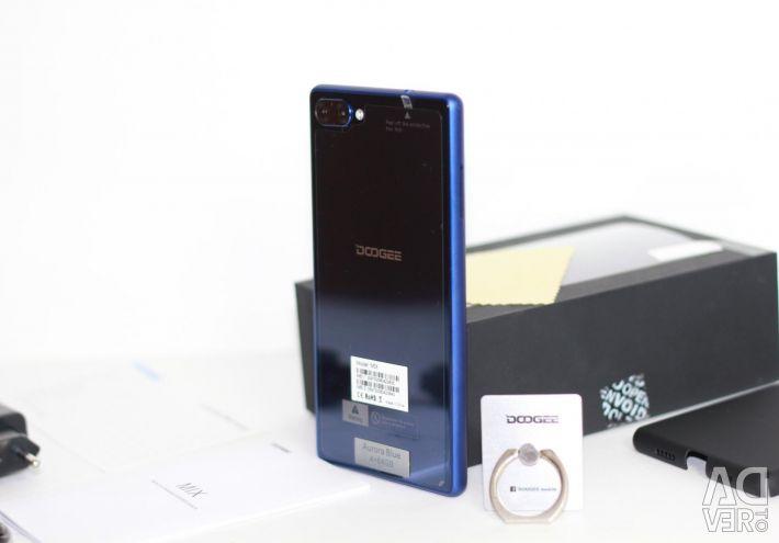 Ναυτιλία Frameless Doogee Mix Aurora Blue 4 / 64Gb