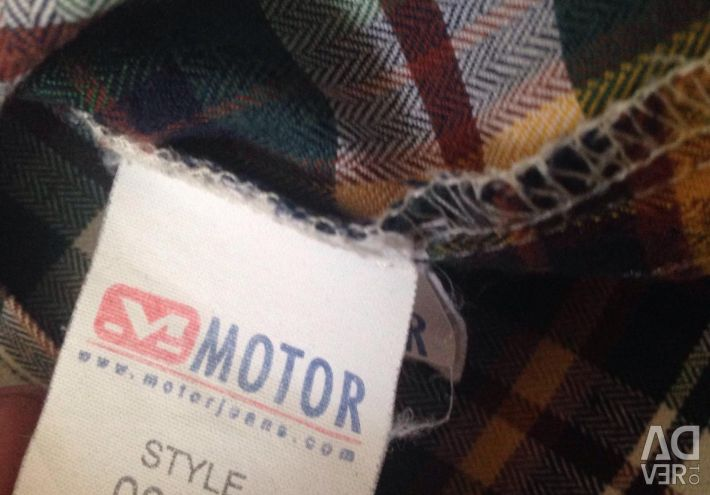 Shirt Motor original p 40-42 condition excellent