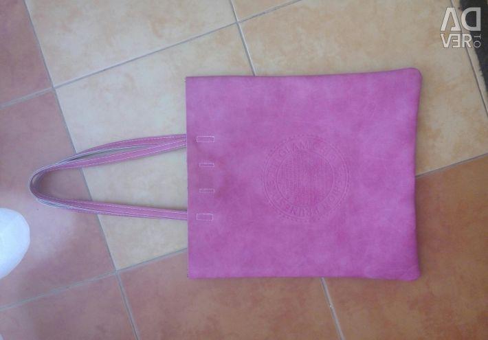 New handbag color fuchsia
