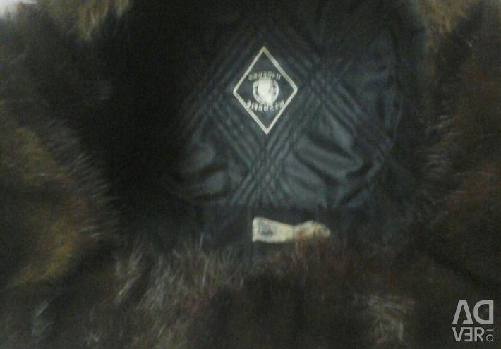 Pălăria cu cercei cu nurcă