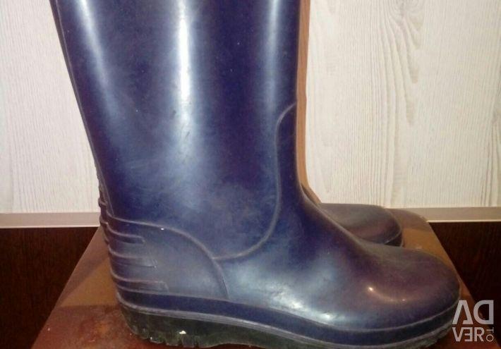 Children's rubber boots 22р