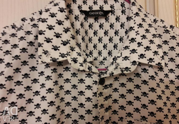 Blouse.George.size 42.