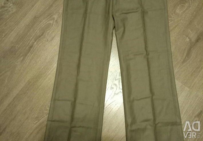 Pantaloni noi clasic