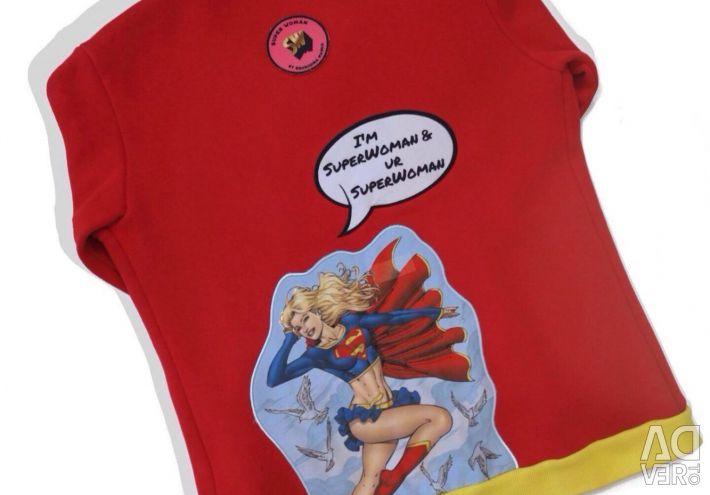 Bomber Super γυναίκες από την Masha Smorodina Topolnitskaya