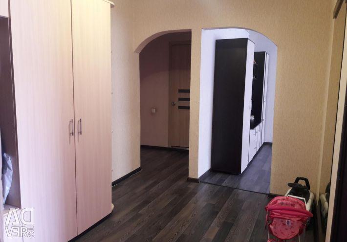 Apartment, 3 rooms, 62.6 m²