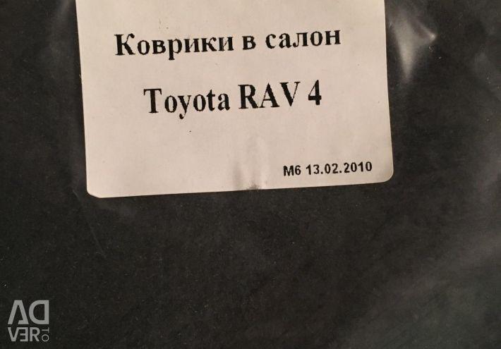 New Rugs for Toyota RAV 4??