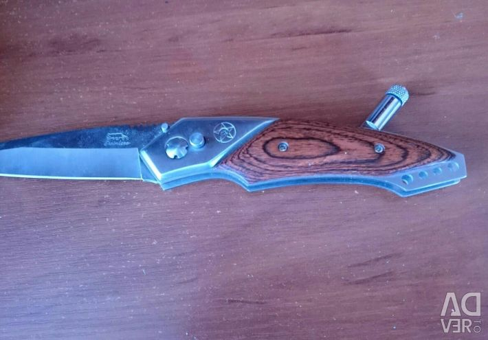 New german knife