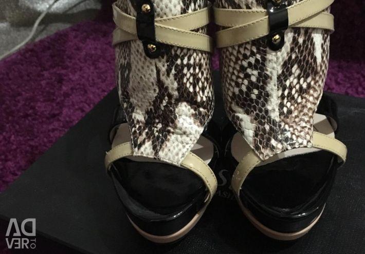 GLOSSI 38 beden! Yeni! Sandalet!