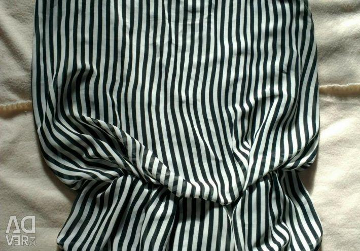 Καλοκαιρινό φόρεμα-πουκάμισο