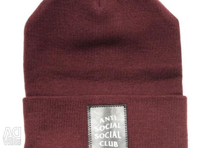 Hat Club anti social social