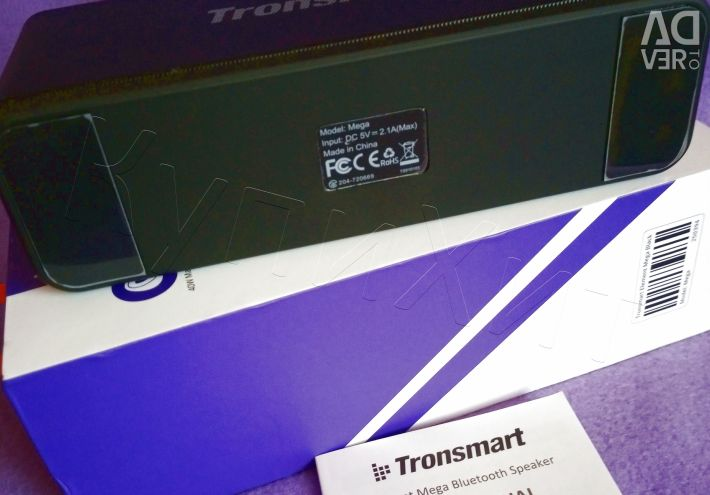 🔥 Колонка Tronsmart Mega BT5.0 40W NFC TWS DSP