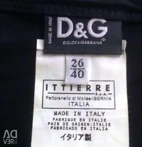 Dolce & Gabbana blouse with rhinestones
