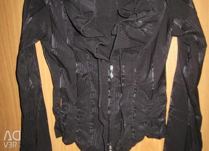 Нова блузка 40-42р для школи