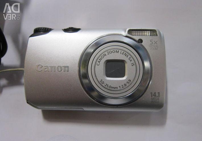 Canon PowerShot A3200 IS photo camera - repair