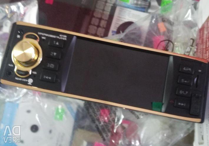 New MP5 car radio 4019b