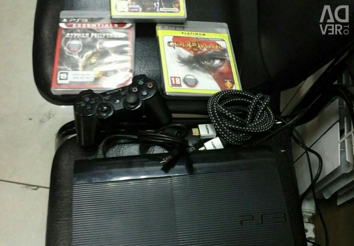 Game console Sony PlayStation 3