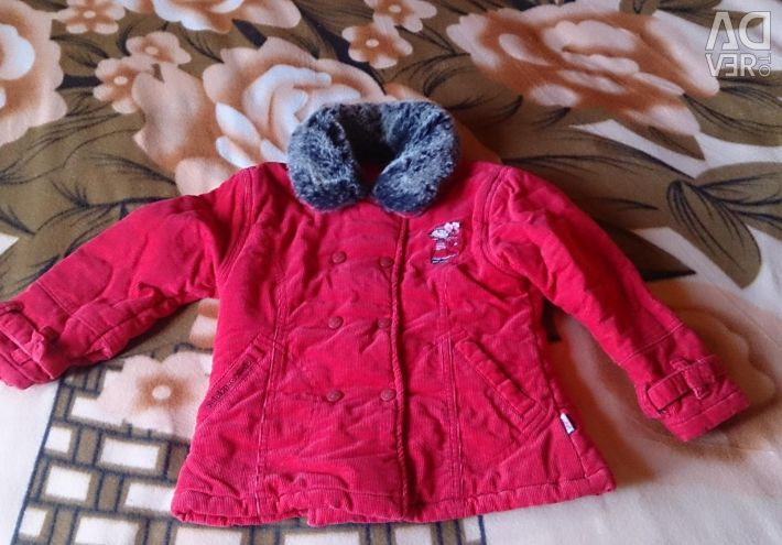 Jacket height 104-110