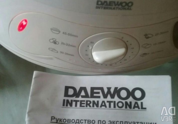 Ατμομηχανή DAEWOO, μοντέλο DI-2001S