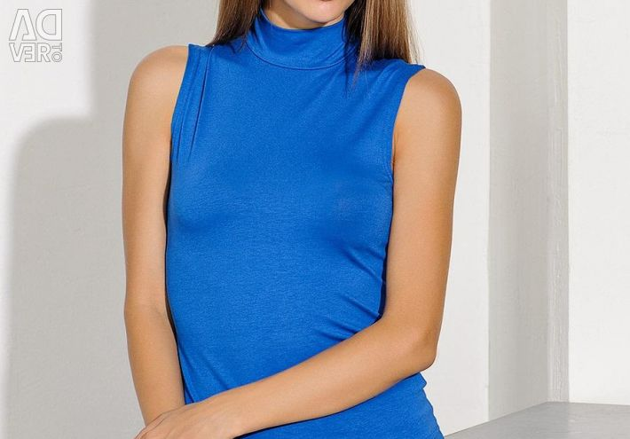 Turtlenecks all sorts of different. Mustard, blue, electric