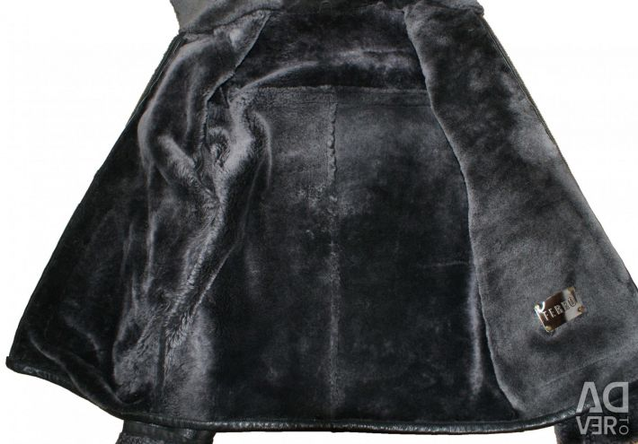 Sheepskin coat jacket p.50-52