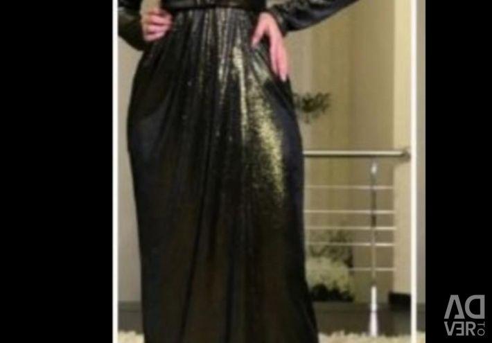 Новое, шикарное платье в пол для королевы!!!