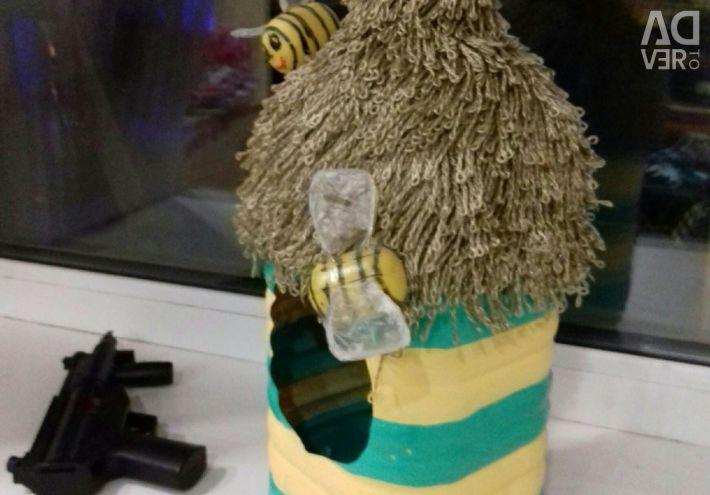 Komushki - crafts to school and kindergarten