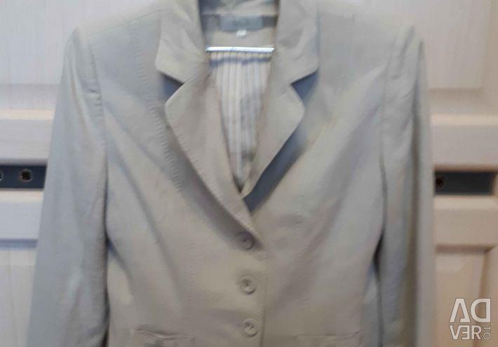 Women's brand jacket.