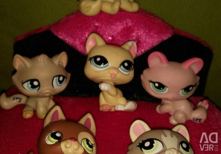 Pet Shop - Γάτες