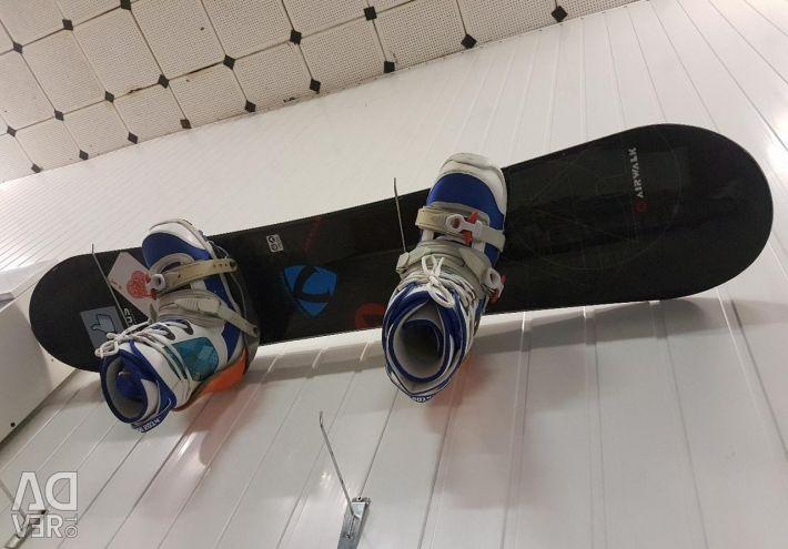 Japanese snowboard bindings