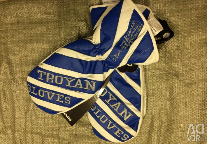 Mittens leather Troyan usa ?? snowboard