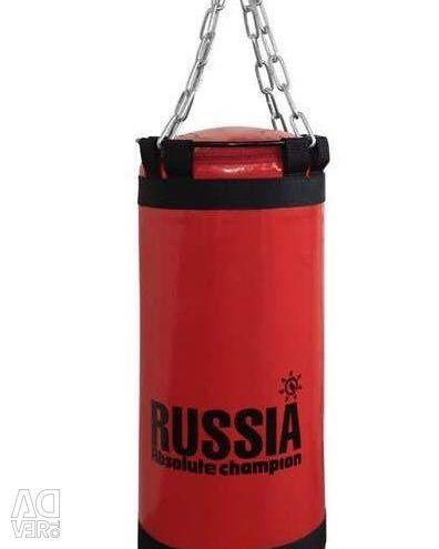 Πυγμαχία τσάντα 30kg σε αλυσίδες. Νέα. Αποστολή 0₽