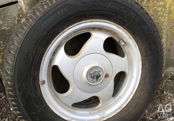 Wheels for 13 winter
