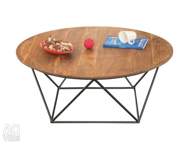 HM8201 LIVING TABLE FROM AQUACY WOOD F90