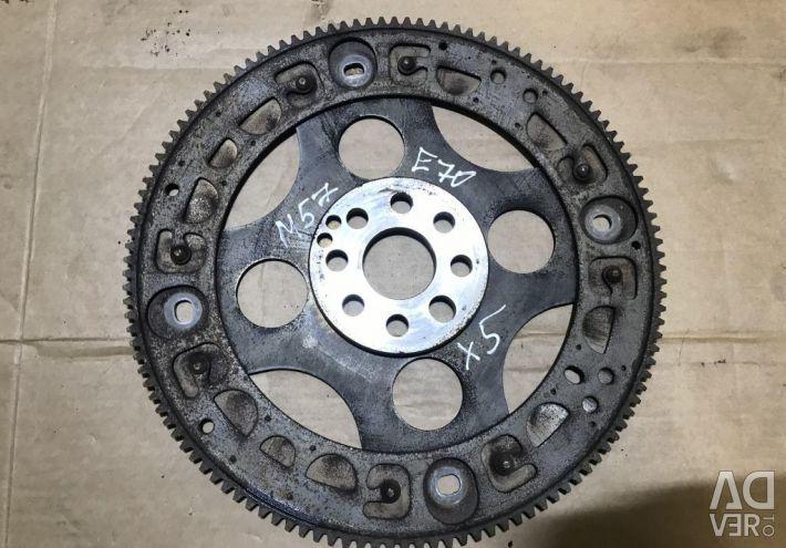 11227788746 Flywheel Automatic BMW M57