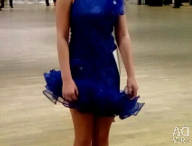 Transformer dress for sports ballroom dancing