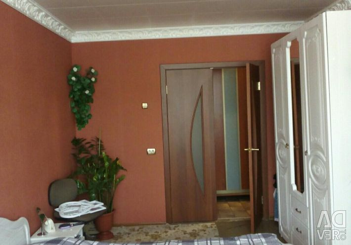 Apartment, 4 rooms, 8.02 m²
