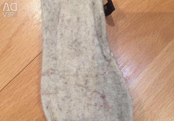 Boots of kapika