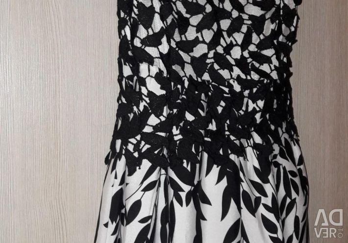 Платье вечернее кружево