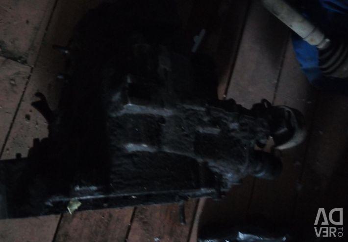 Box speed VAZ-21083