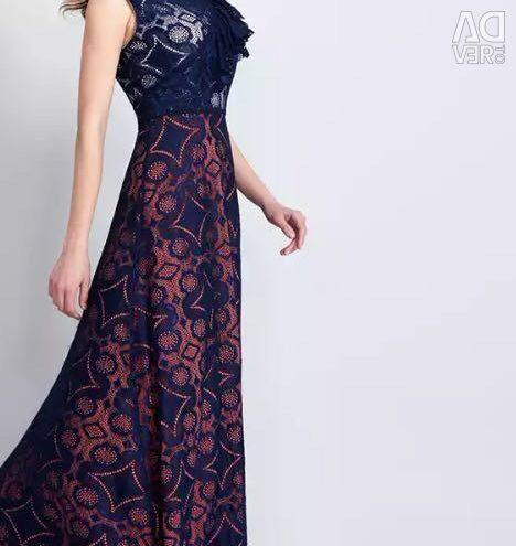 New lace maxi dress. P.M / L