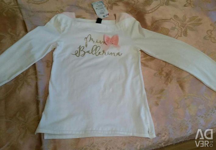New Shark company blouse