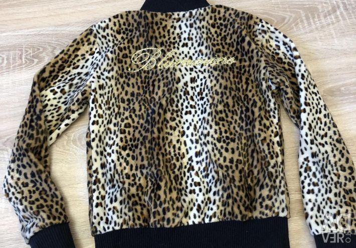 Брендовий куртка-кофта