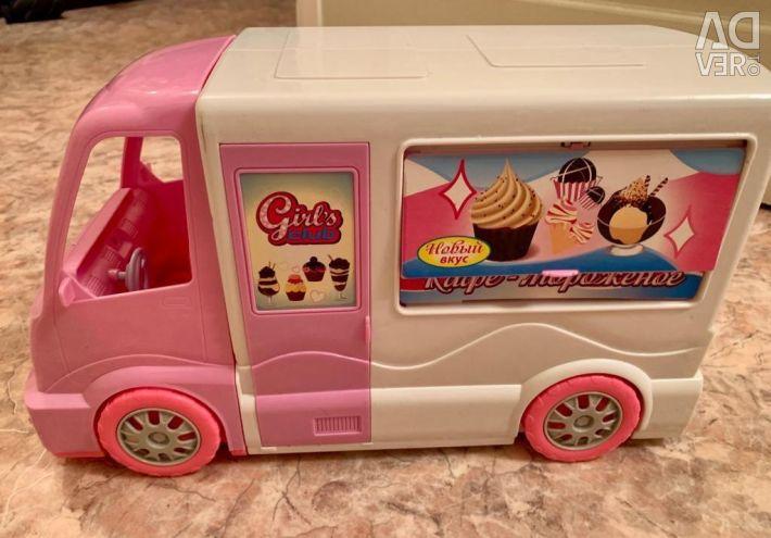 Машинка мороженица Обмен на дачную продукцию