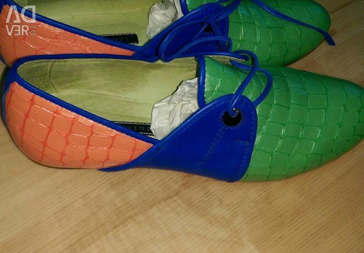 Παπούτσια Modus Vivendi. Μέγεθος 38-39