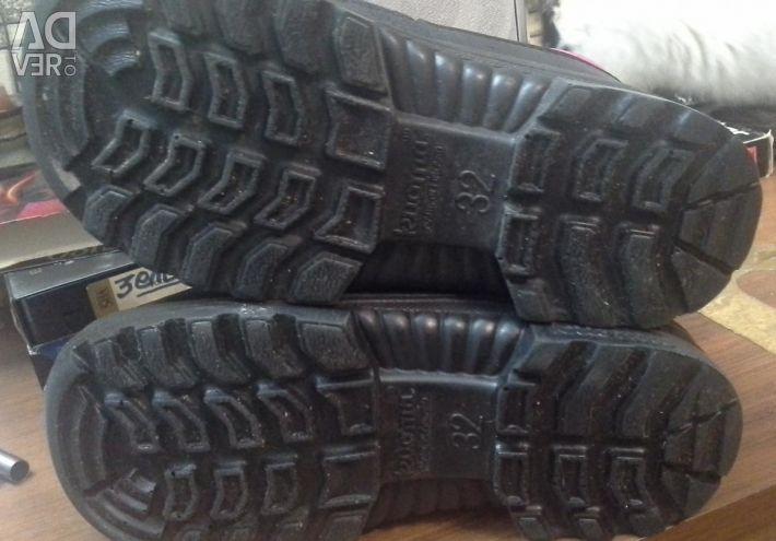 Finnish boots for children
