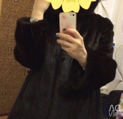 Excellent mink coat