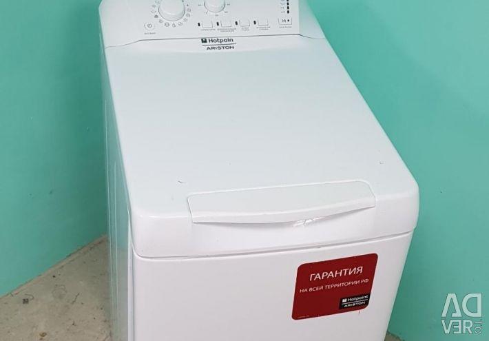 Κάθετο πλυντήριο ρούχων Ariston