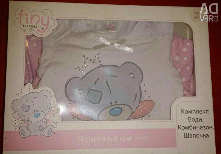 Gift set for girl