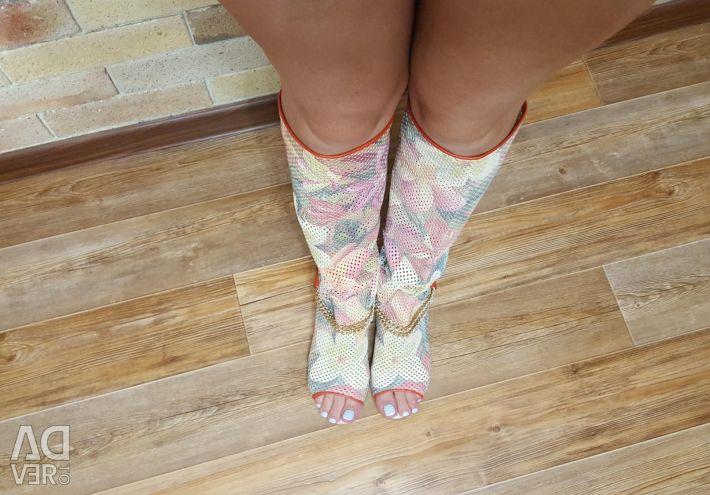 Yeni yaz botları!
